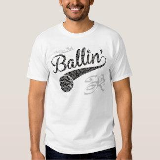 PS-Ballin' Tee Shirt