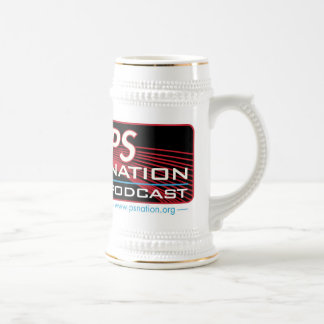 PS Nation Beer Stein