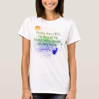Psalm 103:1 T-Shirt