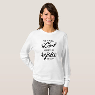 Psalm 118:24 T-Shirt
