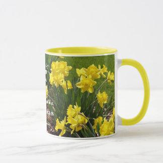 Psalm 118 Daffodil Mug