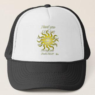 Psalm 118 trucker hat