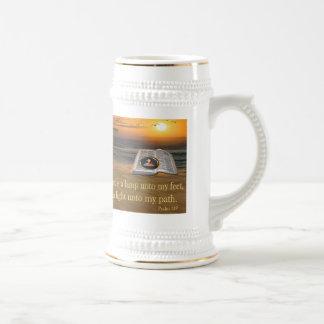 Psalm 119  Christian gift mug