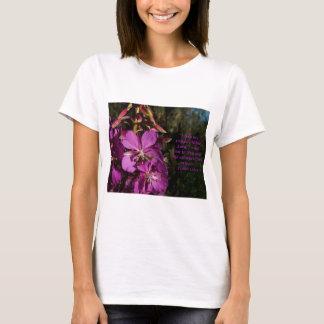 Psalm 120:1 Encouraging Psalm Women's T-shirt