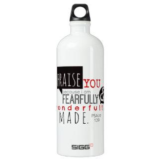 Psalm 139 - I Praise You SIGG Traveller 1.0L Water Bottle
