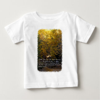 Psalm 16:11 path baby T-Shirt