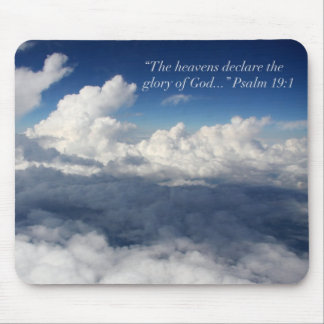 Psalm 19:1 Mousepad