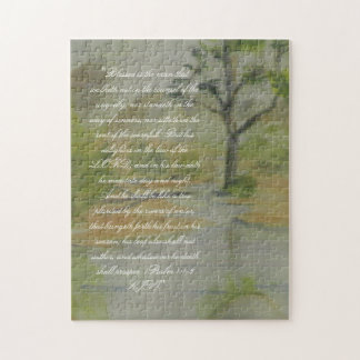 Psalm 1:1-3 Puzzle