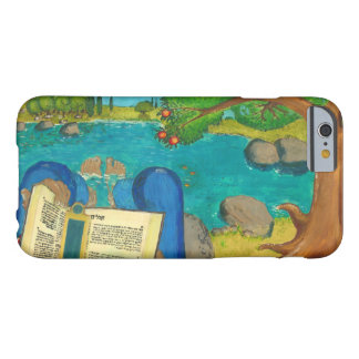 Psalm 1 in Hebrew Bible Jewish Christian Paintings Barely There iPhone 6 Case