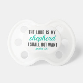 Psalm 23:1 The Lord Is My Shepherd Dummy