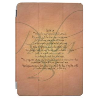 Psalm 23 KJV Christian Bible Verse Religious iPad Air Cover