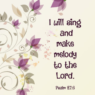 Psalm 27 Accessories | Zazzle com au