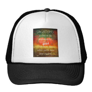 Psalm 34 18 Love Hats
