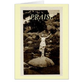 Psalm 34:2 Praise Bible Verse Card