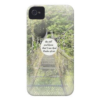 Psalm 46: 10 Case-Mate iPhone 4 case