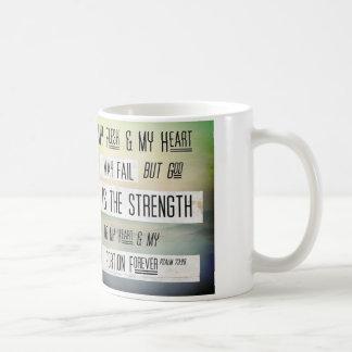 Psalm 73:26 Mug