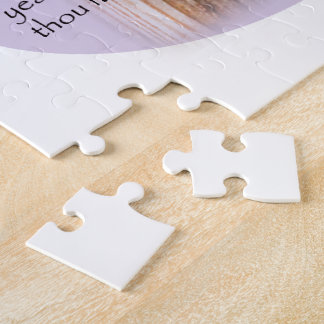 Psalm 90:17 KJV Bible verse Jigsaw Puzzle