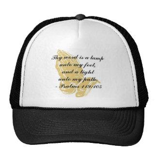 Psalms 119:105 Hat