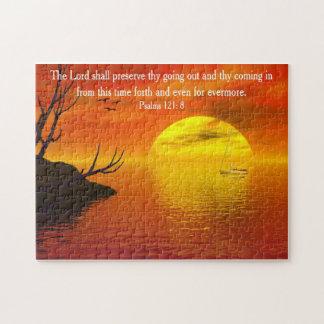 Psalms 121:8 jigsaw puzzle