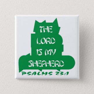 PSALMS 23© BUTTON