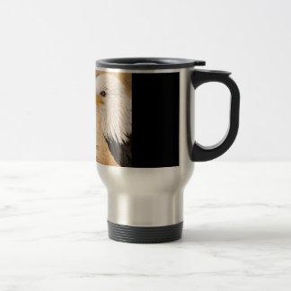 Psalms 91:4 travel mug