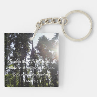 Psalms & Proverbs keychains