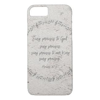 Psalms: Sing Praises to God iPhone 8/7 Case