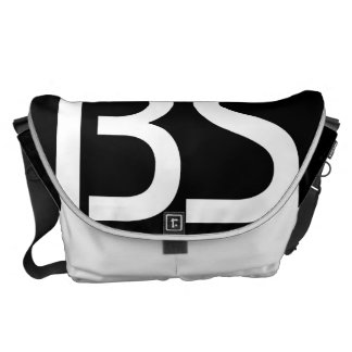 PSBS - Rickshaw Large Zero Messenger Bag