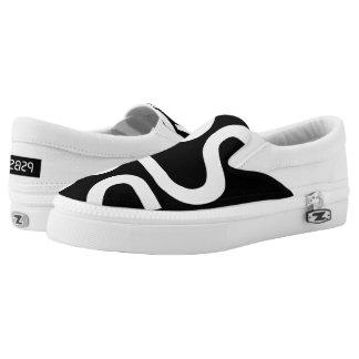 PSBS - Zipz Slip On Shoes