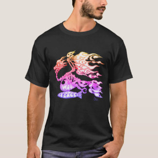 Pschedelic Gonzo, Dragon Dove T-Shirt