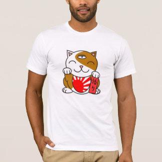 Pseudo Calico Maneki Neko T-Shirt