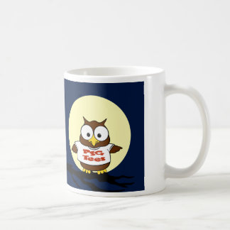 PSG Tees Hoot Coffee Mug