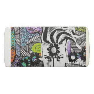 Psicodelic Wedge Eraser