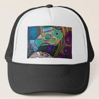 PSX_20161221_181703 Fish design Trucker Hat