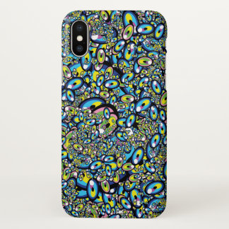 Psy eyes iPhone x case