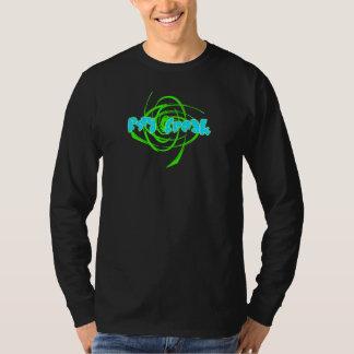 Psy Freak cyan T-Shirt