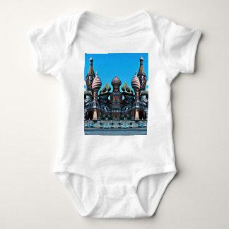 Psycgedelic Moscow Baby Bodysuit