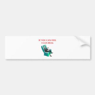 psych bumper sticker