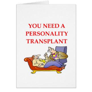 PSYCH CARD