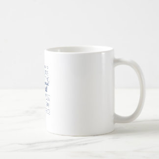 Psych Nurse Basic White Mug
