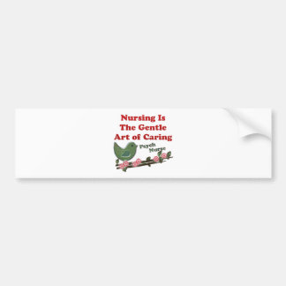 Psych Nurse Bumper Sticker