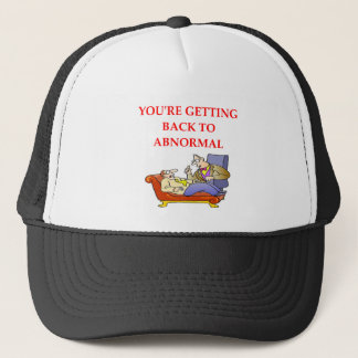 PSYCH TRUCKER HAT