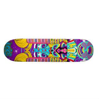 Psychadelic Beast King Skateboard Decks