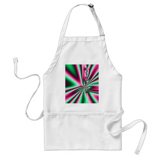 Psychadelic Butterfly Apron