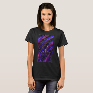 Psychadelic Kitty T-Shirt