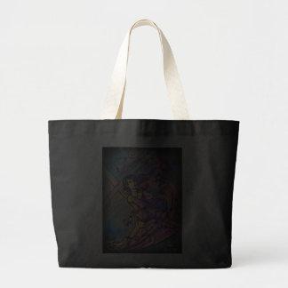 Psychadelic Shooting Star Bags