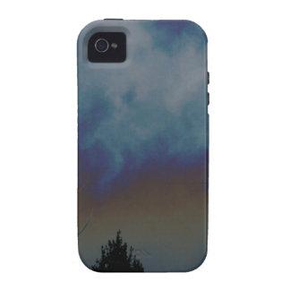 Psychadelic Sky iPhone 4 Cases