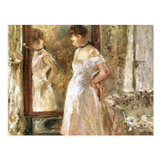 Psyche Berthe Morisot Fine Ar Post Cards