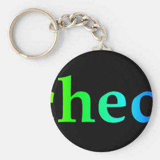 Psychedelia Key Ring