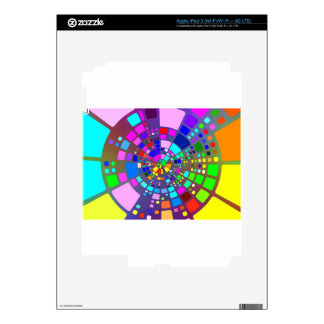 Psychedelic #2 skins for iPad 3